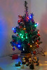 Christmas LED String : Miniature Christmas Tree LED Project